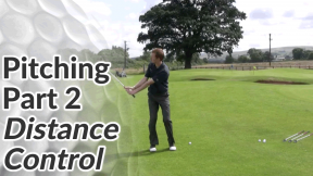 Video Preview of Pitching Tips for Distance Control