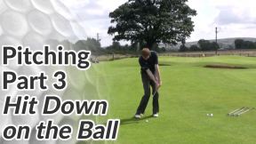 Video Preview of Pitching Tips on Hitting Down on the Ball