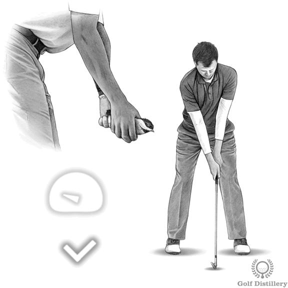 Proper Golf Grip How To Grip A Golf Club Free Online Golf Tips