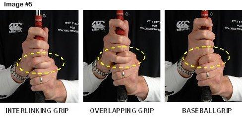 Proper Golf Grip Free Online Golf Tips