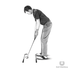 Parallel left alignment when putting