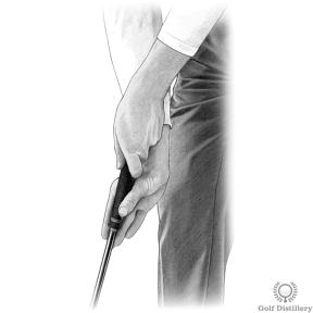 Pencil Putting Grip Type