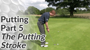 Video Preview of Putting Tips on the Putting Stroke