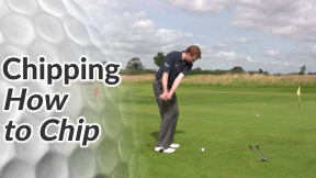 Short Game Golf Tips on Chipping - How to Chip